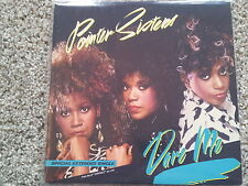 Pointer Sisters - Dare me (Extended Mix) 12'' Disco Vinyl