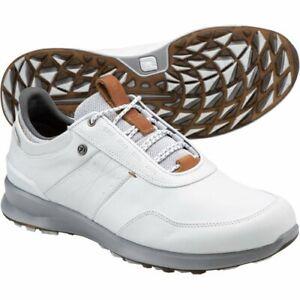 FootJoy Stratos Golf Shoe wht-gry - FREE P&P