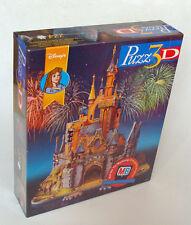 Puzz 3D - Dornröschen Schloss 224 Teile MB Spiele 8+- Neu
