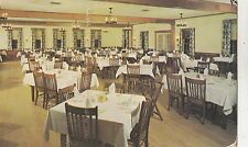 BF28211 Main dining room saco maine cascade lodge and USA  front/back image
