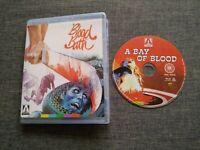 BLURAY BLOOD BATH - Arrow video - english - mario bava giallo - terror