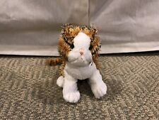 Webkinz Lil'Kinz Striped Alley Cat - Great Used Condition - Tiger Kitty Plush