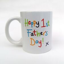 Happy 1st First Father's Day Tea/Coffee Mug Gift