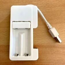 Sanyo Eneloop USB Smart Charger [NC-MDU01] 1-2 AA/AAA - Travel,Compact,Portable