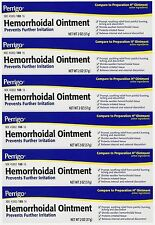 Hemorrhoid Ointment ( Comp to Preparation H ) 2oz ( 6 tubes )