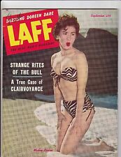 Laff Magazine September Sept 1953 See My Store