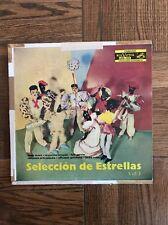 Cuban LP SELECCION DE ESTRELLAS Vol.1 Bebo Valdes,Alfonsin Quintana,Beny More++