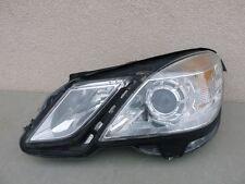 10 11 12 13 Mercedes E350 E550 Sedan Halogen Headlight OEM