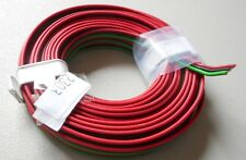 RED BLACK GREEN 3-Conductor 22-Gauge Stranded Copper Wire 16'/Roll HOBBY