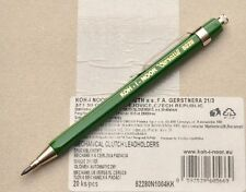 KOH-I-NOOR 5228 CN GREEN 2.0MM POCKET MECHANICAL PENCIL LEADHOLDER