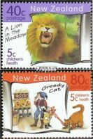 1999 New Zealand~Health~Unmounted Mint~Stamp Set~ UK Seller~
