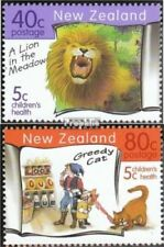 1999 New Zealand~Health~Unmounted Mint~Stamp Set~ UK Seller~