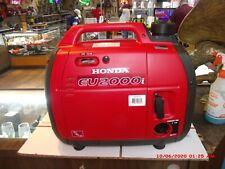 Honda EU2000i 120V Inverter Generator