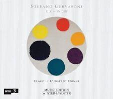 STEFANO GERVASONI - DIR-IN DIR  CD NEU