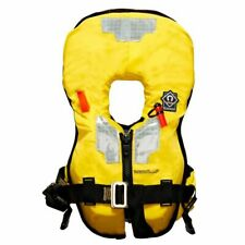 Crewsaver Supersafe Air Large Child 150N Yellow Lifejacket + Harness (30-40kg)