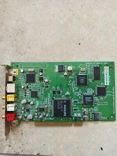 More details for canopus dvraptor-rt broadcast 1394 dv capture card  raptor dvraptor