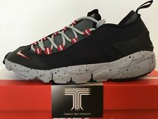 Nike Air Footscape NM ~ 852629 001 ~ U.K. taglia 8.5