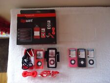 "Gigaware "" NOS "" Accessory Kit # 12-460 For Ipod 4th Gen.Plus 3 "" NOS "" Cases"