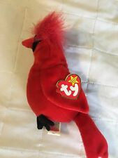 Original Rare & Retired Ty Beanie Baby Mac - Mint Condition