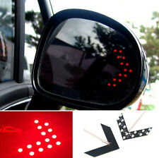 2pcs Side Mirror Panel Indicator NEW 14-SMD Turn Signal Lamp Light LED for Car