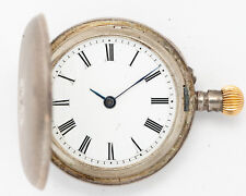 Antique Women's Swiss Made Pocket Watch for Restoration out of Estate!