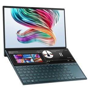 ASUS Zenbook Duo: Core i7-10510U, 512GB SSD, 8GB UX481FA-DB71T ScreenPad Laptop