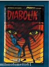 DIABOLIK 159 SWISS - Blisterato con GADGET - Cartolina  3D