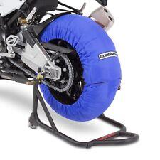 Reifenwärmer set 60-80 grados bu Moto Guzzi v11 le mans, deportes/scura