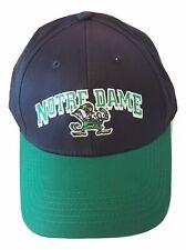 Notre Dame Figthing Irish Cap  NCAA College Football Cap Kappe Klettverschluß