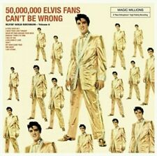 Presley, Elvis	Elvis Gold recordings Volume 2 (180 Gram) (New Vinyl)