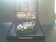 MINICHAMPS PORSCHE 996 GT3  #1 NURBURG 2001  1/43 LIMITED DIECAST NO SPARK  IXO