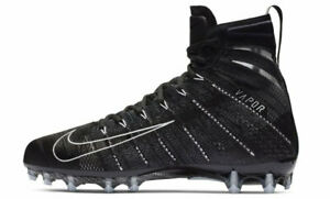 Nike Untouchable 3 Elite TD American Football Cleats Black Out UK 11