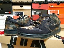 Nike SB Dunk Low Pushead 2 Sz 9 - Air Max Force Jordan High Supreme 1 Black