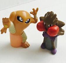 Hitmonlee & Hitmonlee 2 RARA POKEMON Nintendo c.g.t.s.j Mini Figure 1 in (ca. 2.54 cm)