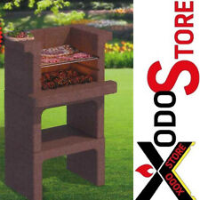 Barbecue Charcoal Tuscan Model Lawn - Calling x Discount
