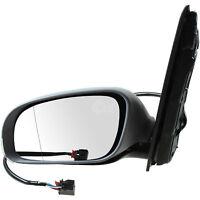 Außenspiegel kpl. links für VW Touran 1T Bj.03-10 elektrisch heizbar grundiert