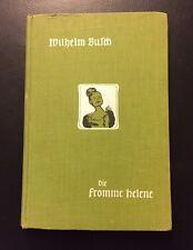 Wilhelm Busch - Die fromme Helene ..
