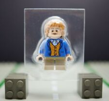 Lego Bilbo Baggins Minifigure Hobbit Unexpected Journey Blue Coat Target Exclus.