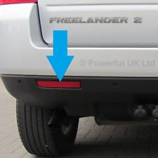 nearside rear bumper REFLECTOR for Land Rover Freelander 2 Left Hand N/S LH lens