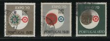 Portugal - 1970 Osaka Japan Expo' 70 - Complete Set - Used