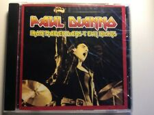 Paul Dianno - Iron Maiden Days & Evil Nights (2007), neu & versiegelt