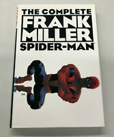 The Complete Frank Miller Spider-Man HC Hardcover Collection