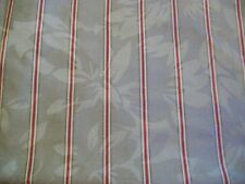 Raymond Waites Upholstery Fabric by Raymond Waites Designs - Gold and Red - BTY