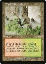MTG - Contreforts Boisés NM/M French Onslaught Wooded Foothills