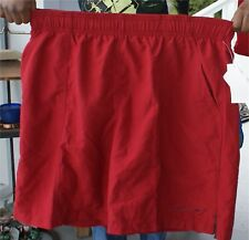 SPEEDO BOARD SHORTS SWIM SUITS NWT MEDIUM  REDDY RED