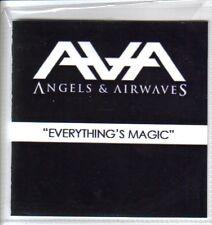 Angels & Airwaves (Blink 182) - Everything's Magic - Scarce UK Promo CD