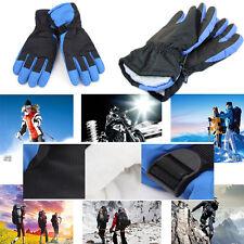 New Winter Snow Ski Snowboard Gloves Waterproof Unisex Mittens Boys Girls Stock