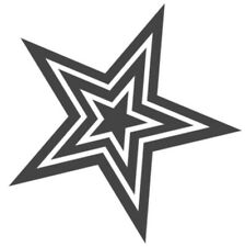 STAR DECAL BUY 2 GET 1 FREE