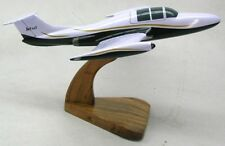 Morane-Saulnier MS-760 Airplane Desktop Wood Model Large