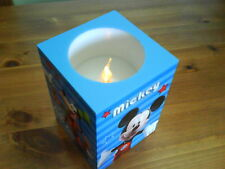 Disney Mickey Mouse Clubhouse Battery LED Candle/No Flame Night Light Child Safe